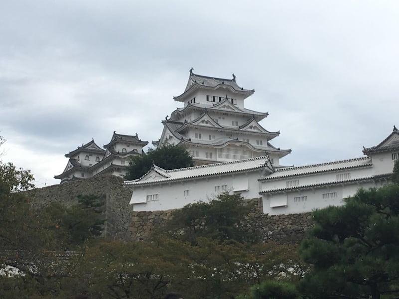 White Egret Castle