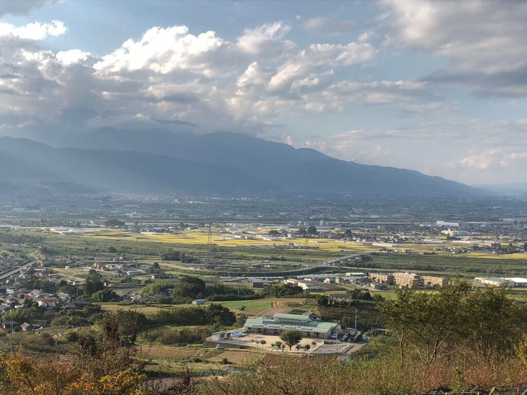 Views from Mitamanoyu hot spring