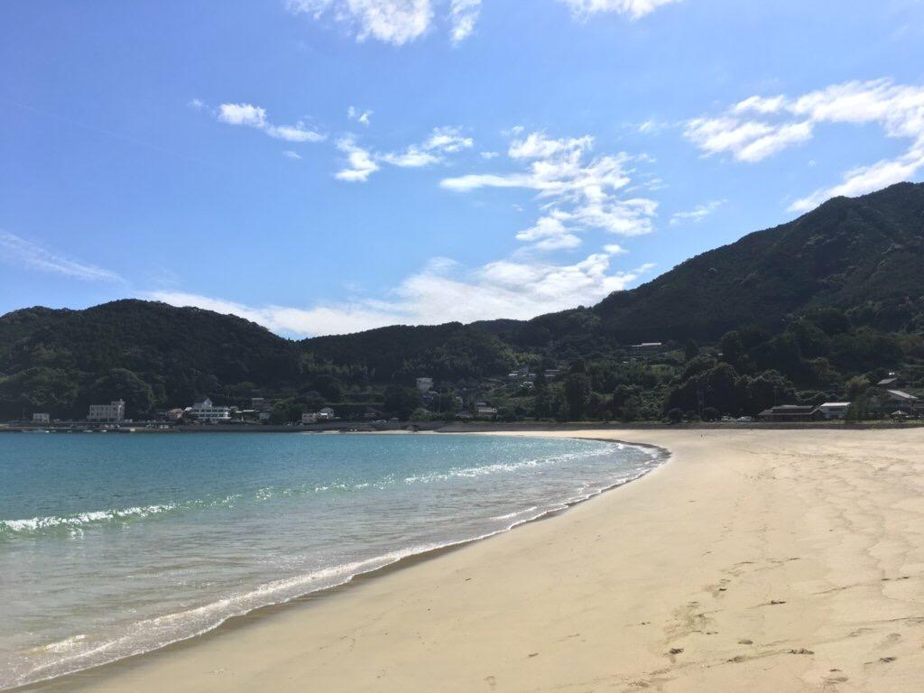 Atashika Beach